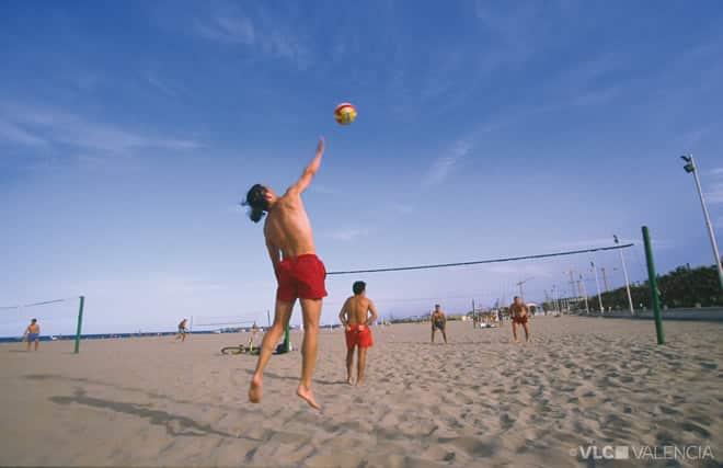 Beach Valencia