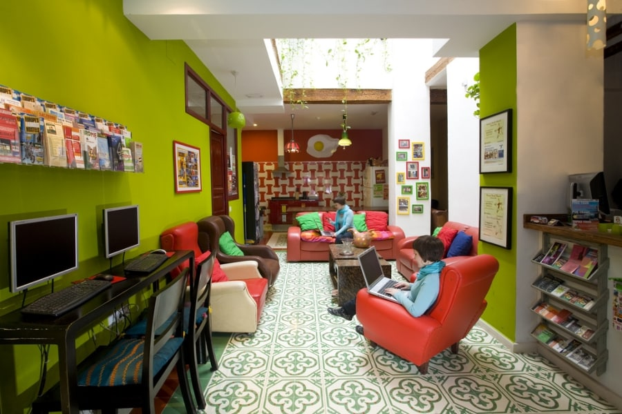 Hostels In Valencia City Centre