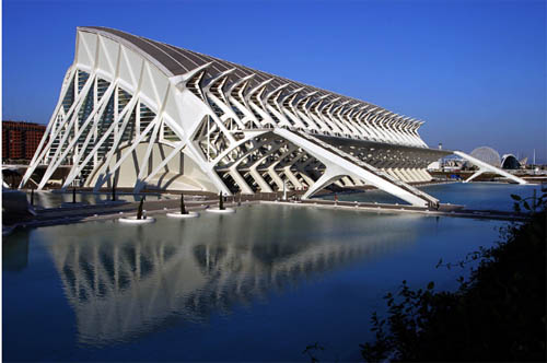 City of Arts and Sciences Home Youth Hostel Valencia