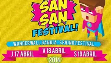 SanSan Festival in Valencia